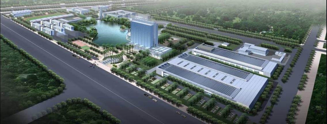 Hình ảnh Khu liên hợp Tập đoàn ô tô JAC ở tỉnh An Huy, Trung Quốc Giới thiệu